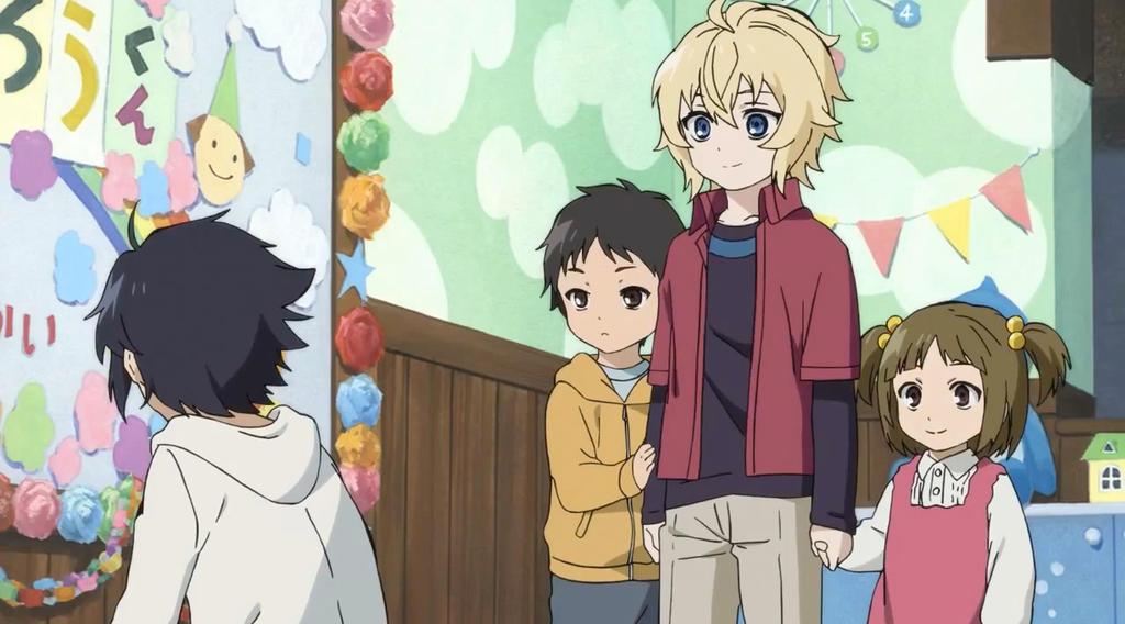 Hyakuya Kids - ONS Ep.1 by mkayswritings
