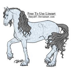 Sizhui's horse