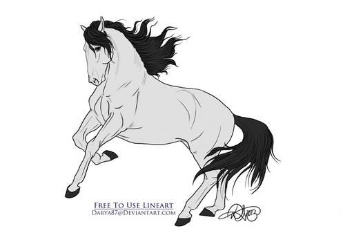 Nie Huaisang's Horse