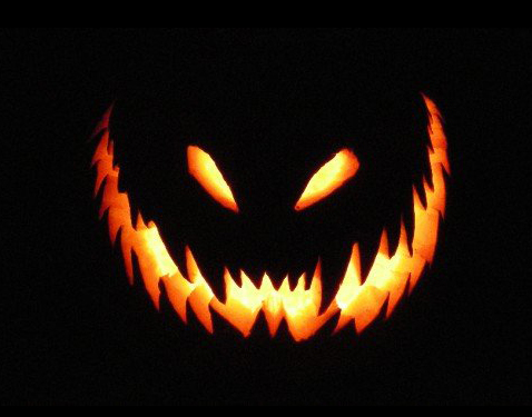 Evil grin by kata on deviantart for Evil face pumpkin template