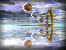 Reflections of Fantasy by Kata