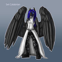 Set Calabrian Commission by Kata