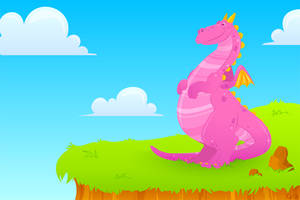 Dragon Buddy by Kata