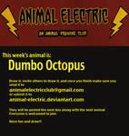 Dumbo Octopus by Kata