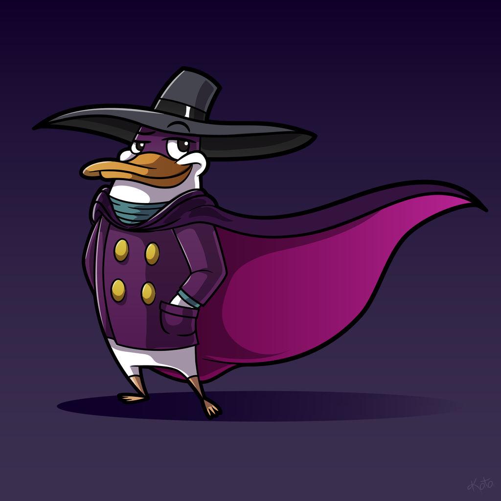 Darkwing Duck by Kata
