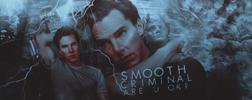 +Smooth Criminal [Banner] by irwinbae