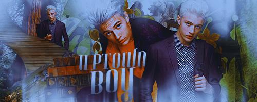 +Uptown Boy by SaleySwillers