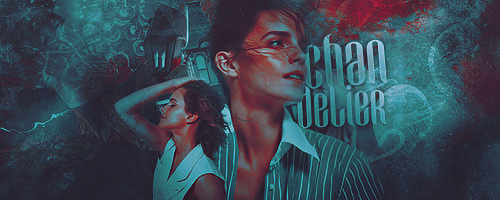 +Chandelier [Banner] by SaleySwillers