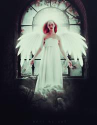 The angel shine by irwinbae