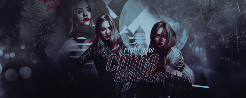 +Come Together [Banner] by SaleySwillers