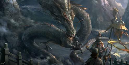 Guardian of Dragon Mountain