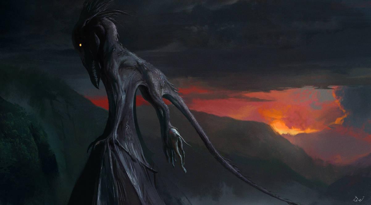 Predator by Gworld