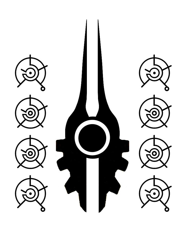 Halo 2 Heretic Symbol By Emuwalton On Deviantart