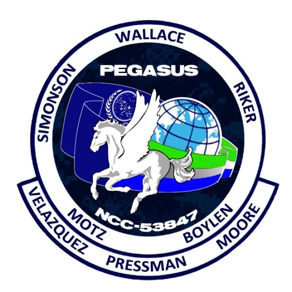 U.S.S. Pegasus Patch by emuwalton