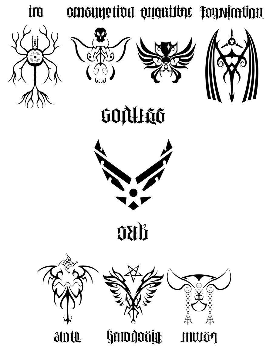 Symbol for wrath choice image symbols and meanings japanese kanji s kanji symbol for wrath biocorpaavc Choice Image