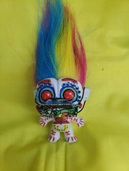 coronavirus troll