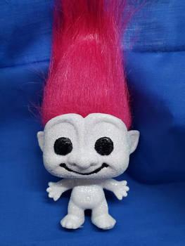 sugar skull dia de Los muertos  troll #10