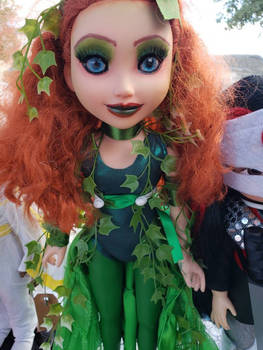 poison Ivy upcycle