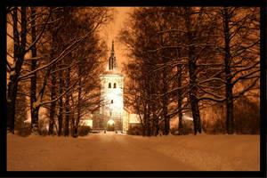One winter's night... by Windsfantasy