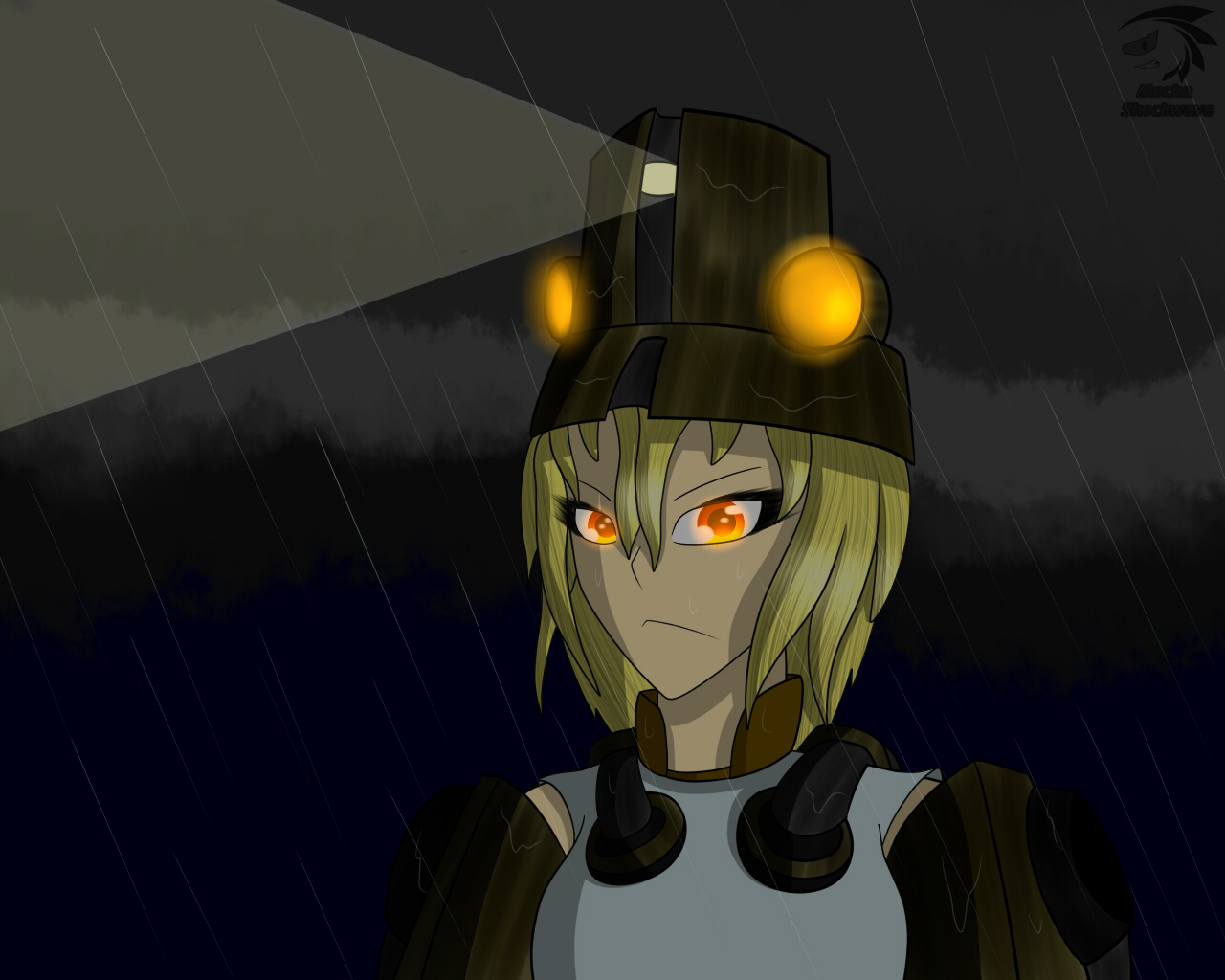 Anime girl Cherno Alpha by Mechanized515 on DeviantArt Pacific Rim Cherno Alpha Anime