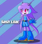 [Freedom Planet] Sash Lilac