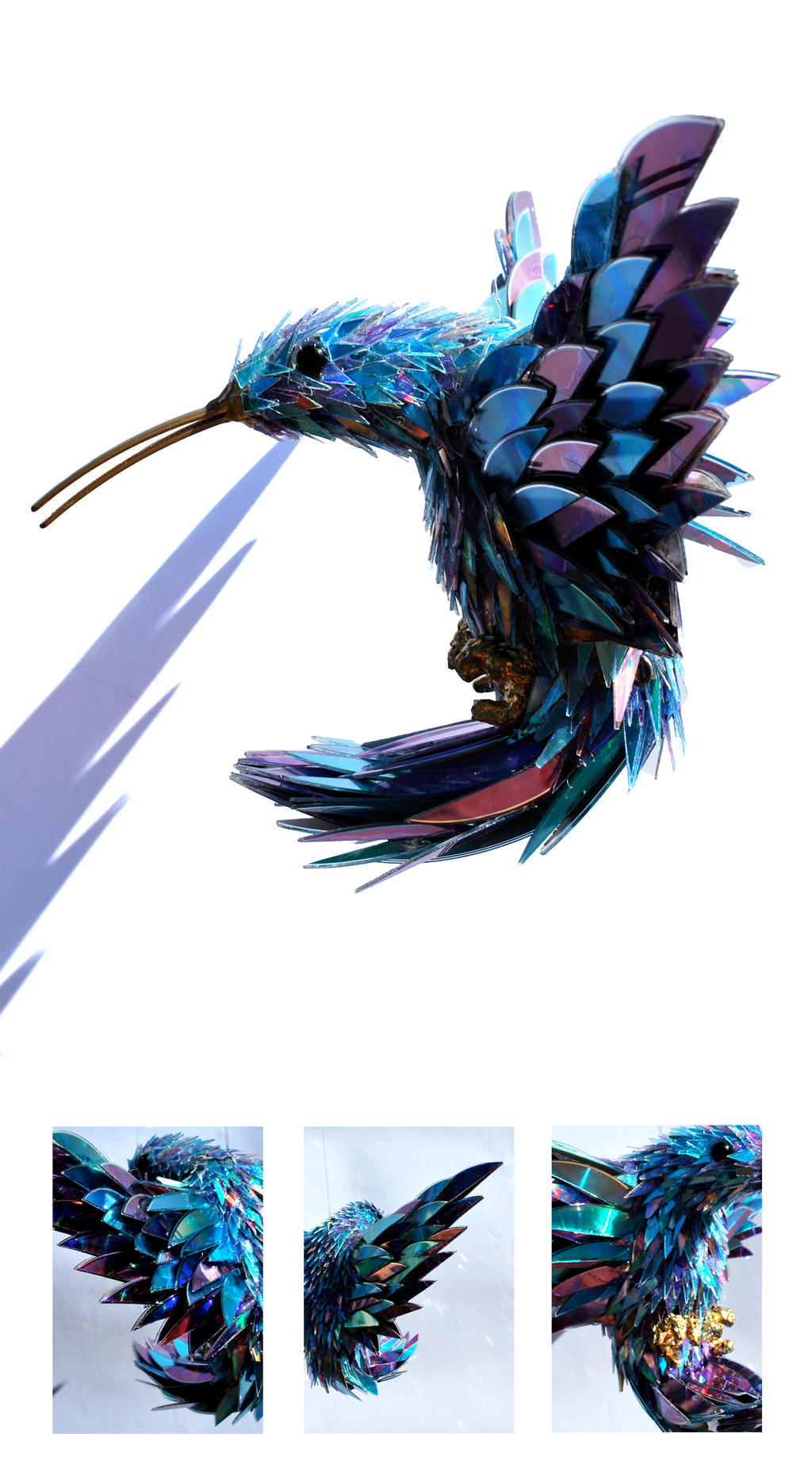 Hummingbird by SeanAvery