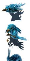 Blue wren series