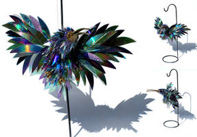 Hummingbird 2 by SeanAvery