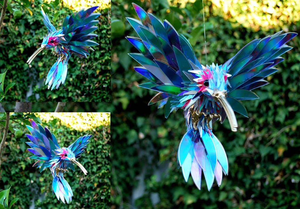 Hummingbird 4 by SeanAvery