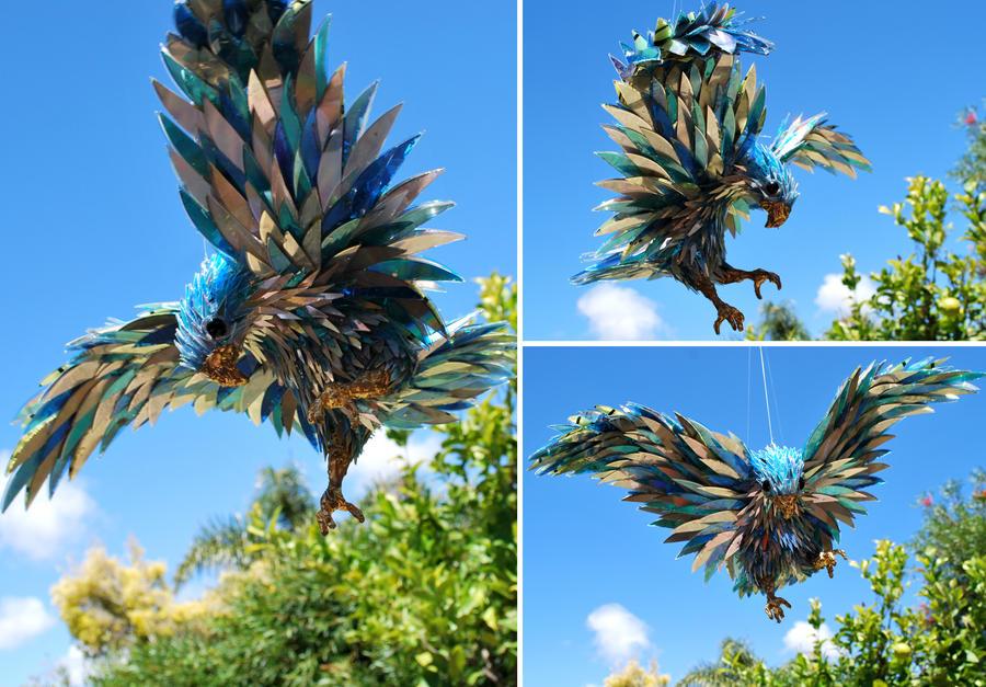 Peregrine Falcon 2 by SeanAvery
