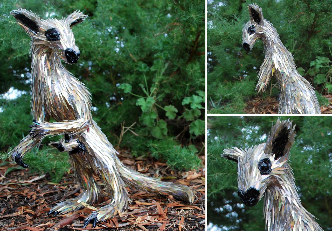 Kangaroo by SeanAvery