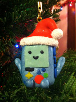 MerRy Christmas BMO Ornament!