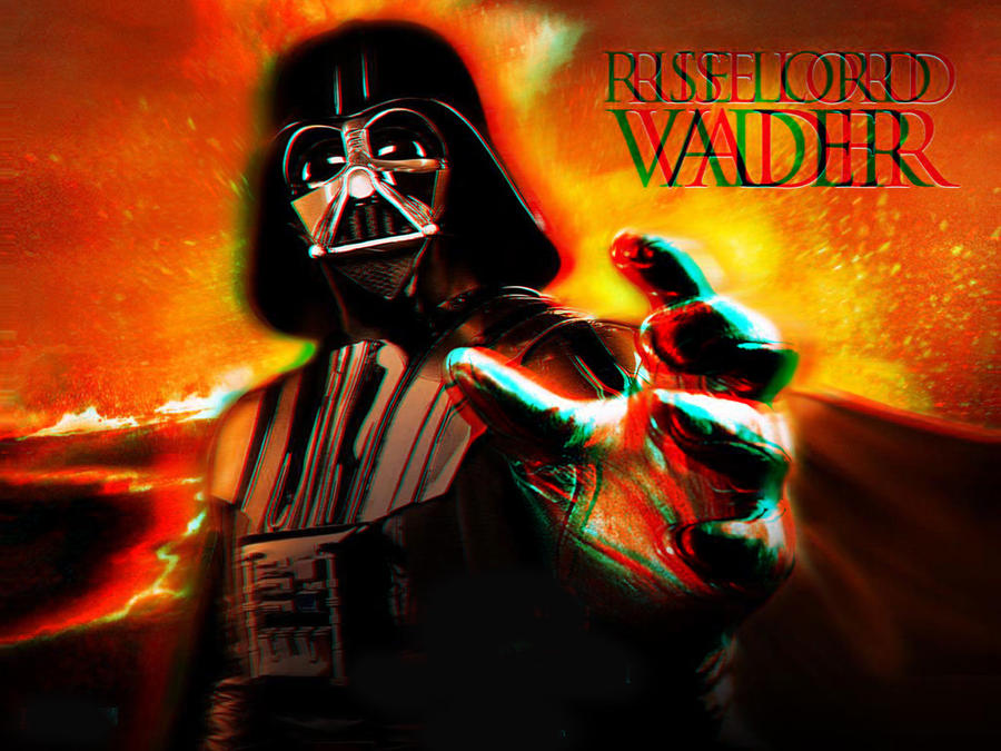 Vader displacement 3-D by MVRamsey
