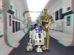 The Droids in the Hall