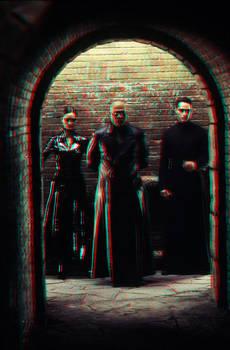 The Matrix 3-D