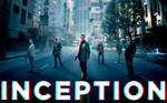 Inception poster 3-D