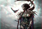 Reaper Woman 3-D