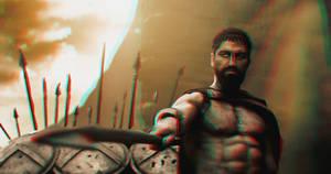 Spartan spear 3-D