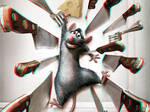 Ratatouille 3-D
