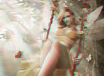 Swinging Fairy 3-D conversion