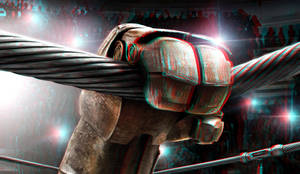 Real Steel 3-D conversion by MVRamsey