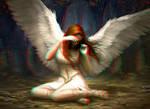 Angel of Flight 3-D conversion