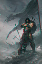 Conan The Destroyer 3-D conversion by MVRamsey