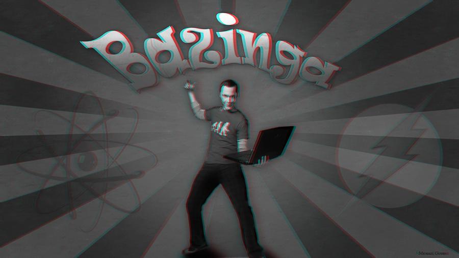Bazinga! 3-D conversion