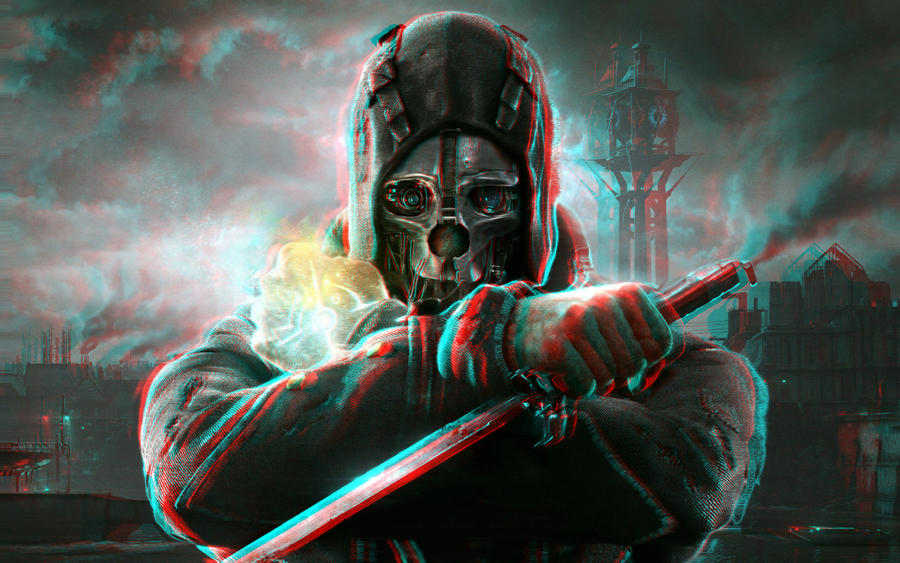 Dishonored 3-D conversion by MVRamsey