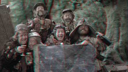 Time Bandits 3-D conversion by MVRamsey