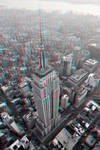 Empire State Building 3-D conversion by MVRamsey