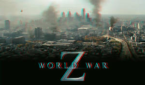 World War Z 3-D conversion
