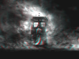 The Doctor 3-D conversion by MVRamsey
