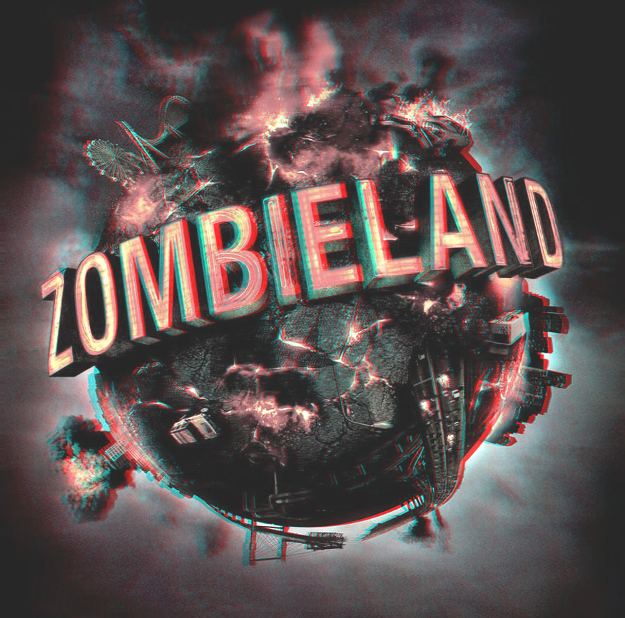 Zombieland 3-D conversion by MVRamsey